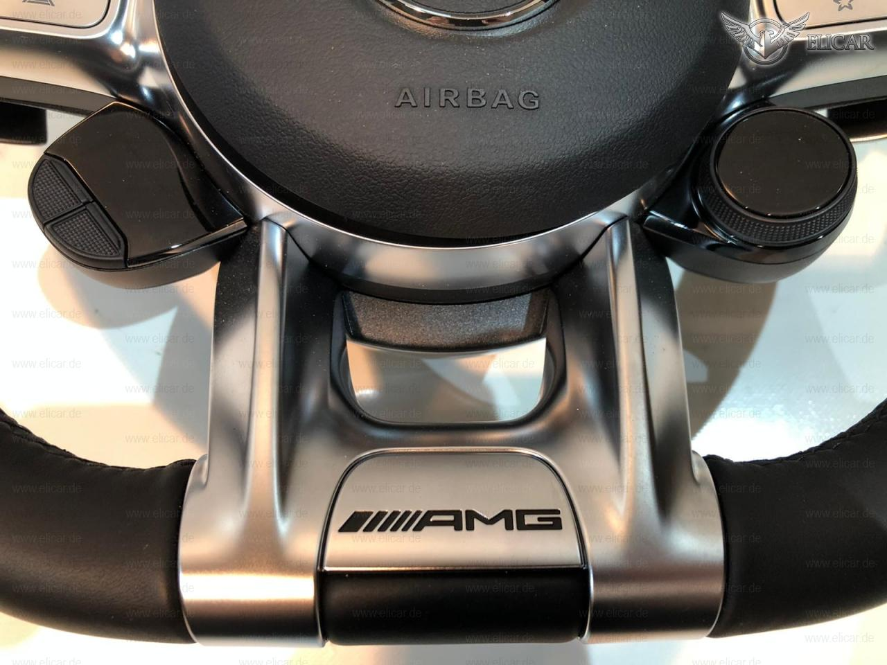 Performance Lenkrad AMG Drive Unit für Mercedes-Benz